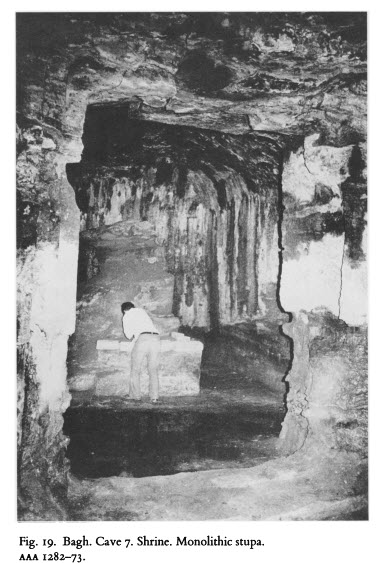 Cave No 7 (Photo credit in the image)